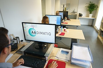 AADIMATIQ - Oficina
