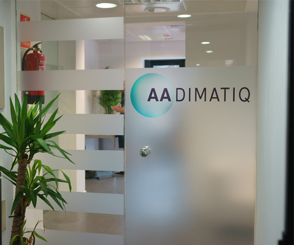 Translation company, what services does AADIMATIQ offer?