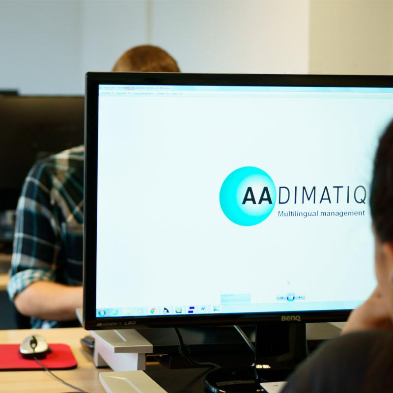 Services de traduction : pourquoi AADIMATIQ est-elle l'entreprise fiable dont vous avez besoin ?